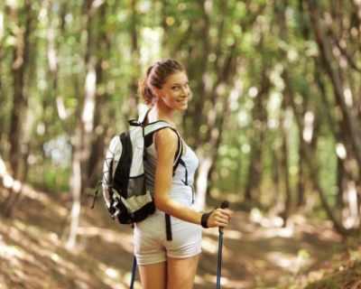 Скандинавско ходене – супер тренировка за цялото тяло