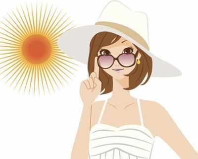 Как да предпазим кожата си от UV - лъчите