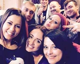 """Актьорите от """"София ден и нощ"""" благодариха на феновете си"""