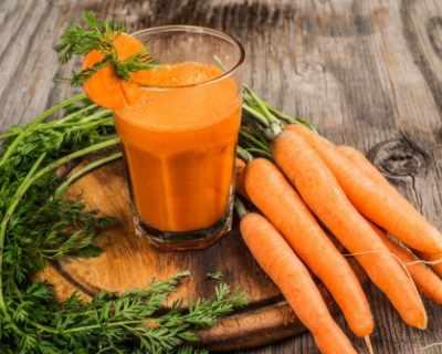 7 причини да пиете сок от моркови