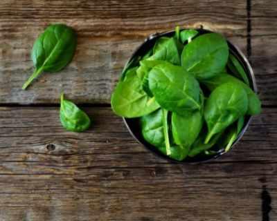 Яденето на спанак всеки ден подмладява мозъка с 11 г.