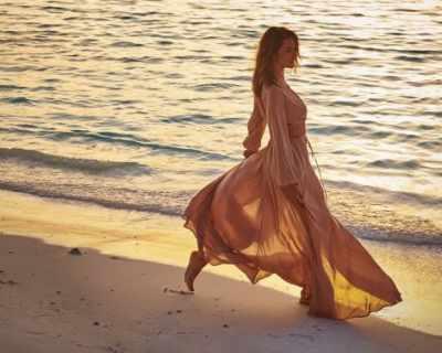 Модните предложения на супермодела Алесандра ...