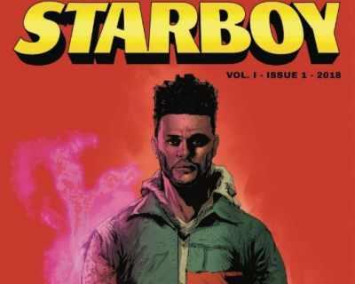 The Weeknd се превърна комикс герой на Marvel