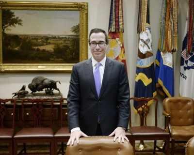 Новият финансов министър на САЩ си купи дом за $12.6 млн.