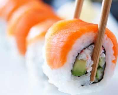 Похапването на суши ни излага на паразитни инфекции