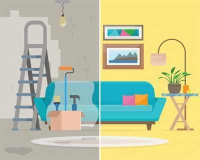 Съвети за боядисване на стените у дома