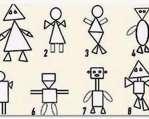 Тест: Избери фигура и разбери кои са най-силните ...