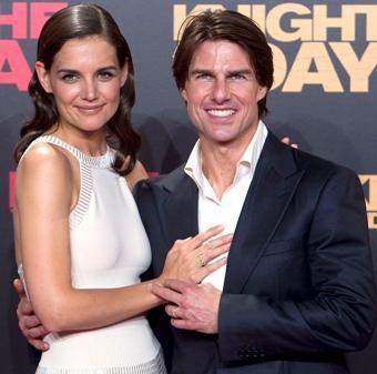 Том и Кейти се разведоха