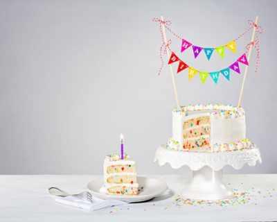 Защо на рождения си ден ядем торта?