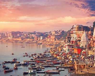 Да разбереш живота на брега на Ганг