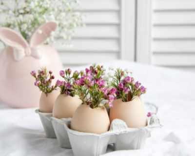 4-те цветя, разказващи за Великден