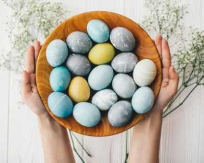 Идеи за великденските яйца