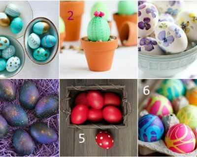 ТЕСТ: Избери великденско яйце и виж какво означава