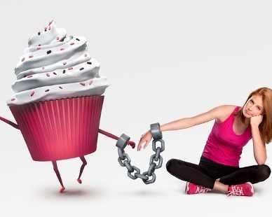 Захарта води до зависимост