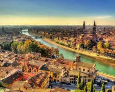 Верона - град на красота и любов