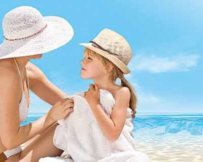 Сигурна слънцезащита и за уязвимата кожа