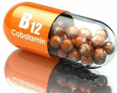 Не пренебрегвайте липсата на витамин B12
