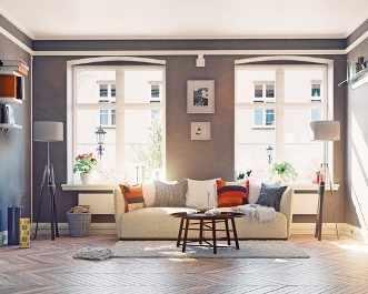 Съвети за увеличаване на естествената светлина у дома