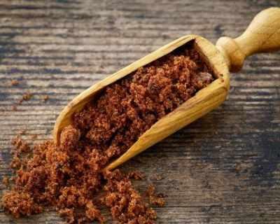Мусковадо – най-богатата на меласа захар