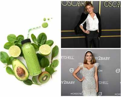 Зелена диета - новият хит сред холивудските звезди