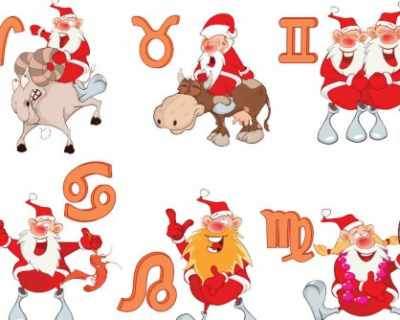 Как празнуват Коледа различните зодии?