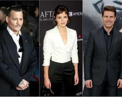 Том Круз, Джони Деп и Ема Уотсън номинирани за ...